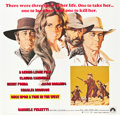 """Movie Posters:Western, Once Upon a Time in the West (Paramount, 1969). Six Sheet (81"""" X81"""").. ..."""