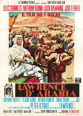 "Movie Posters:Academy Award Winners, Lawrence of Arabia (Columbia, 1963). Italian 4 - Foglio (55"" X 78"")Style A... ..."