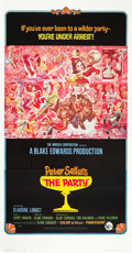 "Movie Posters:Comedy, The Party (United Artists, 1968). Three Sheet (41"" X 81"").. ..."