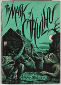 Books:Science Fiction & Fantasy, August Derleth. The Mask of Cthulhu. Sauk City: Arkham House Publishers, 1958. First edition of 2000 copies prin...