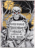 Books:Science Fiction & Fantasy, S. T. Joshi, compiler. Sixty Years of Arkham House. A History and Bibliography. Sauk City: Arkham House Publishe...