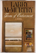 Books:Literature 1900-up, Larry McMurtry. SIGNED. Terms of Endearment. New York: Simonand Schuster, 1975. First printing. Signed by the...