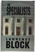 Books:Mystery & Detective Fiction, Lawrence Block. SIGNED. The Specialists. Aliso Viejo: JamesCahill Publishing, 1996. First edition. Signed by ...