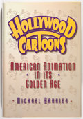 Books:Americana & American History, Michael Barrier. SIGNED. Hollywood Cartoons. American Animationin Its Golden Age. New York and Oxford: Oxford U...