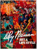 Books:Art & Architecture, LeRoy Neiman. SIGNED. LeRoy Neiman: Art & Life Style. New York: Felicie Publishers, 1974. First printing. Bold...