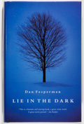 Books:Mystery & Detective Fiction, Dan Fesperman. Lie in the Dark. Harpenden: No Exit Press,1999. First British publication. Octavo. 282 pages. Pu...