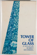 Books:Science Fiction & Fantasy, [Jerry Weist]. Robert Silverberg. SIGNED. Tower of Glass. New York: Charles Scribner's Sons, 1970. First edition...