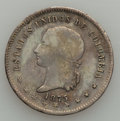Colombia, Colombia: Bogota 50 Centavos 1873 -1886 Date Set,... (Total: 11coins)