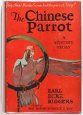 Books:Mystery & Detective Fiction, Earl Derr Biggers. The Chinese Parrot. New York: Grosset& Dunlap Publishers, 1926. Reprint edition. Octavo. 316...