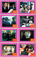 "Movie Posters:Crime, Bullitt (Warner Brothers, 1968). Lobby Card Set of 8 (11"" X 14"")..... (Total: 8 Items)"