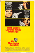 "Movie Posters:Thriller, The Manchurian Candidate (United Artists, 1962). Poster (40"" X 60"").. ..."