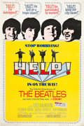 "Movie Posters:Rock and Roll, Help! (United Artists, 1965). Poster (40"" X 60"").. ..."