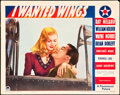 "Movie Posters:War, I Wanted Wings (Paramount, 1941). Lobby Card (11"" X 14"").. ..."
