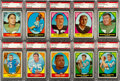 Football Cards:Sets, 1967 Topps Football Mid To High Grade Complete Set (132). ...
