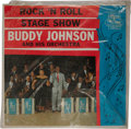 Music Memorabilia:Recordings, Buddy Johnson and his Orchestra Rock 'N Roll Stage Show Sealed LP (Mercury 12111, 1956)....
