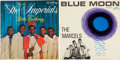 Music Memorabilia:Recordings, The Marcels/Little Anthony & The Imperials & LP Group (1959-61).... (Total: 2 Items)