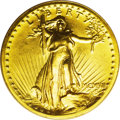 High Relief Double Eagles: , 1907 $20 High Relief, Wire Rim MS63 PCGS. The High Relief Saint-Gaudens double eagle is one of the most beautiful and popul...