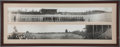 Baseball Collectibles:Photos, 1913 New York Giants & Chicago White Sox Panoramic PhotographsLot of 2....
