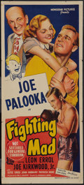 "Movie Posters:Sports, Fighting Mad (Monogram, 1948). Australian Daybills (3) (12"" X 28"" & 13"" X 30""). Sports.. ... (Total: 3 Items)"