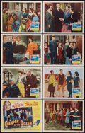 """Movie Posters:Comedy, Cheaper by the Dozen (20th Century Fox, 1950). Lobby Card Set of 8(11"""" X 14""""). Comedy.. ... (Total: 8 Items)"""