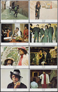 "Movie Posters:Blaxploitation, Hit Man (MGM, 1973). Lobby Card Set of 8 (11"" X 14""). Blaxploitation.. ... (Total: 8 Items)"