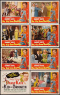 """Movie Posters:Comedy, The Kid from Brooklyn (RKO, 1946). Lobby Card Set of 8 (11"""" X 14""""). Comedy.. ... (Total: 8 Items)"""