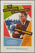 "Movie Posters:War, The Court-Martial of Billy Mitchell & Other Lot (WarnerBrothers, 1956). One Sheets (2) (27"" X 41""). War.. ... (Total: 2Items)"