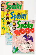 Bronze Age (1970-1979):Cartoon Character, Spooky #115-161 File Copies Group (Harvey, 1970-80) Condition:Average NM-....