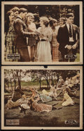 """Movie Posters:Drama, Anne of Green Gables (Realart, 1919). Lobby Cards (2) (11"""" X 14""""). Drama.. ... (Total: 2 Items)"""