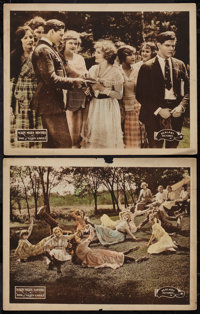 "Anne of Green Gables (Realart, 1919). Lobby Cards (2) (11"" X 14""). Drama. ... (Total: 2 Items)"