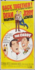 "Movie Posters:Sports, The Caddy (Paramount, R-1964). Three Sheet (41"" X 78""). Sports....."