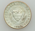 Colombia, Colombia: Popayan 2 Reales 1862 Study Lot, ... (Total: 3 coins)