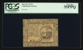 Colonial Notes:Continental Congress Issues, Continental Currency May 10, 1775 $2 PCGS Very Fine 35PPQ.. ...