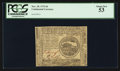 Colonial Notes:Continental Congress Issues, Continental Currency November 29, 1775 $4 PCGS About New 53.. ...