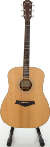 Musical Instruments:Acoustic Guitars, 2007 Taylor DN3 Natural Acoustic Guitar, #20071121029....