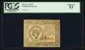 Colonial Notes:Continental Congress Issues, Continental Currency September 26, 1778 $8 PCGS About New 53.. ...