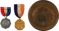 Miscellaneous:Ephemera, [Richard E. Byrd]. Three Medals Relating to the 1926 North PoleFlight... (Total: 3 Items)