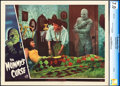 "Movie Posters:Horror, The Mummy's Curse (Universal, 1944). CGC Graded Lobby Card (11"" X14"").. ..."