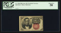 Fractional Currency:Fifth Issue, Fr. 1266 10¢ Fifth Issue PCGS About New 50.. ...
