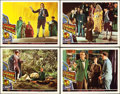 "Movie Posters:Fantasy, Stairway to Heaven (Universal International, 1946). Lobby Cards (4) (11"" X 14"").. ... (Total: 4 Items)"