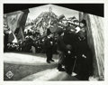 """Movie Posters:Horror, The Cabinet of Dr. Caligari (UFA, 1919). German Lobby Card (9"""" X 11.5"""").. ..."""