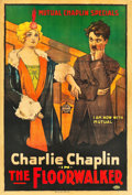 """Movie Posters:Comedy, The Floorwalker (Mutual, 1916). One Sheet (27.5"""" X 41"""").. ..."""
