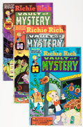 Bronze Age (1970-1979):Cartoon Character, Richie Rich Vaults of Mystery #1-47 File Copy Group (Harvey,1974-82) Condition: Average NM-.... (Total: 137 Comic Books)