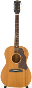 Musical Instruments:Acoustic Guitars, 1965 Gibson LG-1 Natural Acoustic Guitar, Serial # 365046....