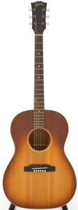 Musical Instruments:Acoustic Guitars, 1966 Gibson LG-1 Sunburst Acoustic Guitar, Serial # 401414....