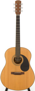 Musical Instruments:Acoustic Guitars, 1970s Gurian J-M Natural Acoustic Guitar, Serial # C1960....