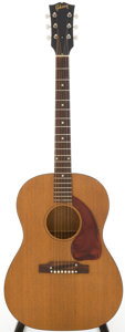 Musical Instruments:Acoustic Guitars, 1952 Gibson J-50 Natural Acoustic Guitar, Serial # Z708....