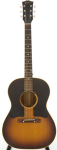 Musical Instruments:Acoustic Guitars, 1957 Gibson LG-2 Sunburst Acoustic Guitar, Serial # U182835....