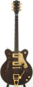 Musical Instruments:Electric Guitars, Circa 1979 Gretsch Chet Atkins Country Gentleman Walnut Semi-HollowBody Electric Guitar, Serial # 5-9089....