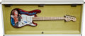Music Memorabilia:Autographs and Signed Items, Rolling Stones Autographed Guitar....